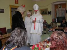 13.12. - Mikuláš v zastupitelstvu obce