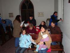 24.12. - Vánoce v kapličce