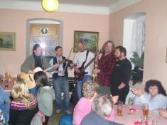 Kelt Grass Band na Mutkově