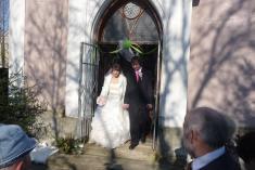 14.2. - Svatba v kapličce