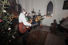 Vánoční kaplička