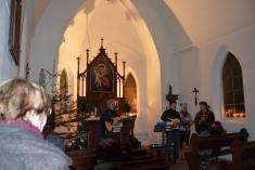 24.12. - Vánoční posezení v kapličce
